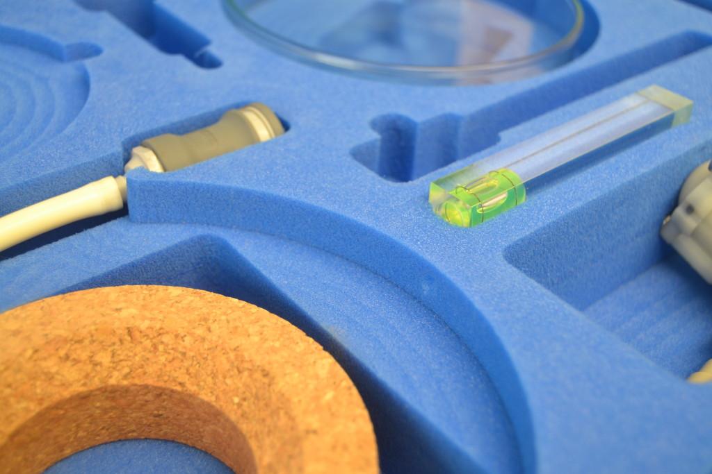 Laboratory equipment servicing