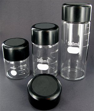 Fleaker Cap fits 150mL, 300mL and 500mL Fleakers