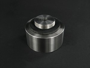 8mm Intrinsic Die includes Gasket (IDAGST-01), Electropolished 316 SS, Serialized