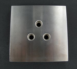 Intrinsic Surface Plate with Screws, Serialized