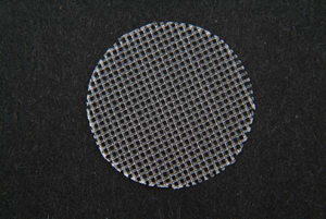 20 Mesh 1.25″ (31.75mm) dia. Screen for Agilent/VanKel APP 3 Biodissolution, Polypropylene (Pack/25)