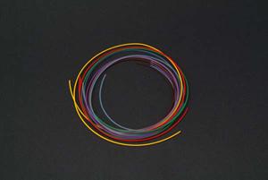 Blue Coded Sample Tubing, PTFE, .040″ (1.02mm) ID x .066″ (1.68mm) OD (50′ (15m) spool)
