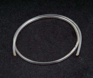 Tygon Tubing, 1/16″ (1.6mm) x 1/8″ (3.2mm), (Sold by Foot)