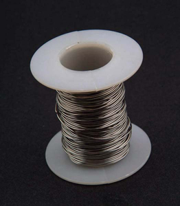 316 SS Sinker Wire, .032″ (.81mm) dia., 50′ (15m) Roll