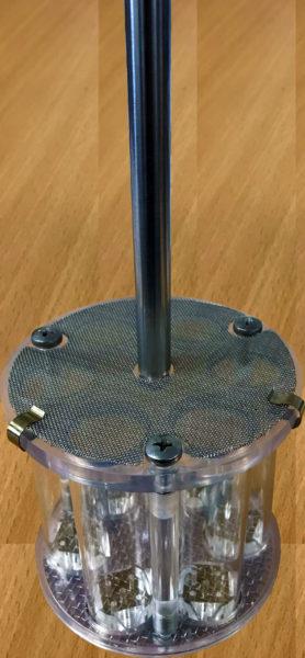 Gelatin Capsule Disintegration Basket