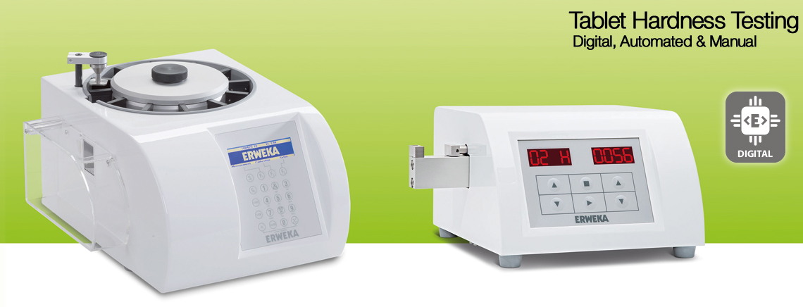 tablet hardness testers